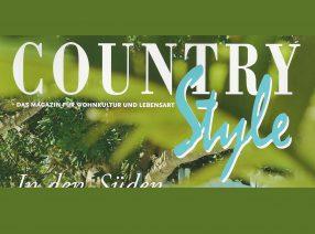 »Erste Adresse für historisches Eichenholz« – Artikel in der Herbstausgabe der Zeitschrift »Country Style«