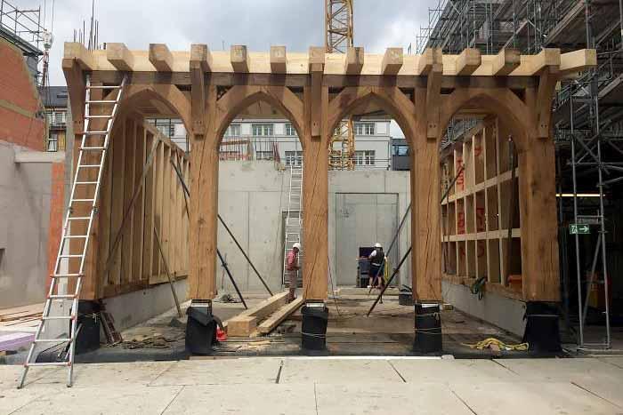 DomRömer-Projekt in der Frankfurter Innenstadt: Wir sind dabei