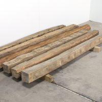 Selten verbaut – selten gesucht: Historisches Bauholz aus Rüster/Ulme – jetzt zum halben Preis