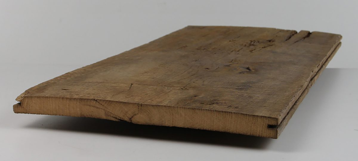 Historische Deelenbretter aus Eiche – etwa 100 Jahre alt