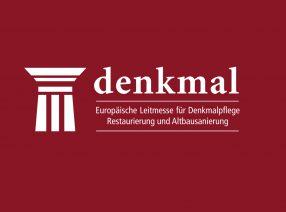 Teilnahme an der »denkmal« in Leipzig