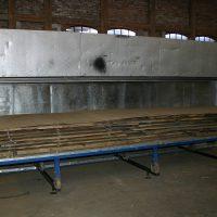 Holztrockungsanlage