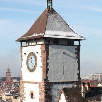 Restaurierung des Freiburger Schwabentors