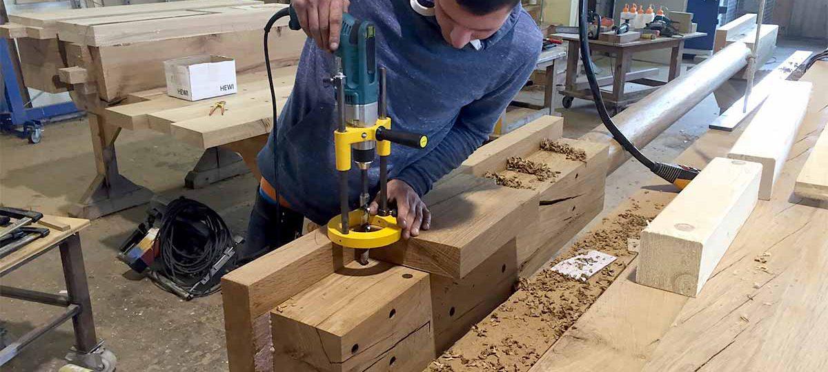 Ist ihr Holz eigentlich nagelfrei?