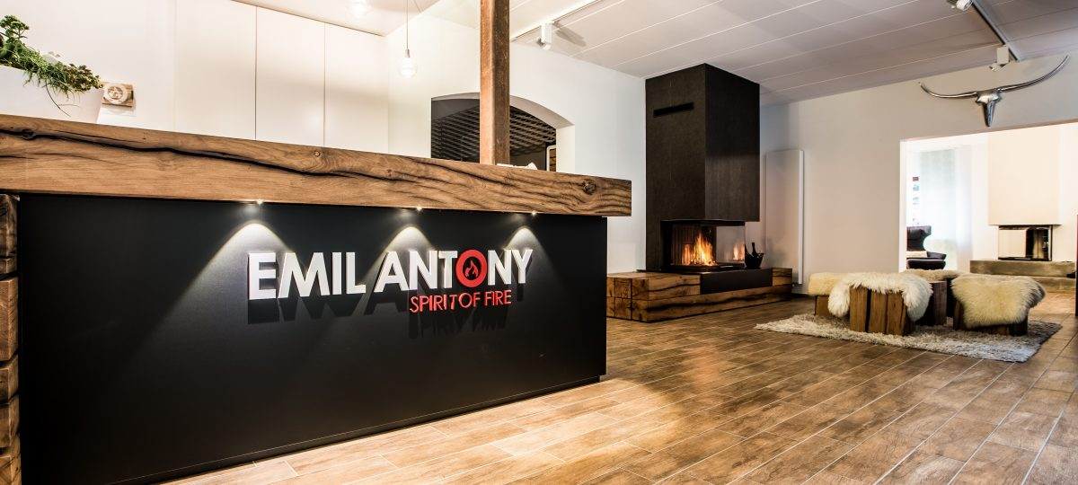 Emil Antony Spirit of Fire – Manternach, Luxemburg