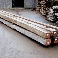 Bongossi-Balken 900 x 30 x 30 cm