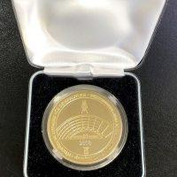 Eine denkmal-Goldmedaille für Knapp Historische Baustoffe