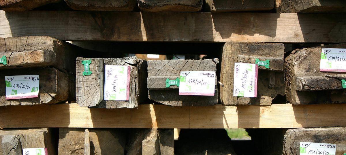 Der Einkauf bei KNAPP Historische Baustoffe