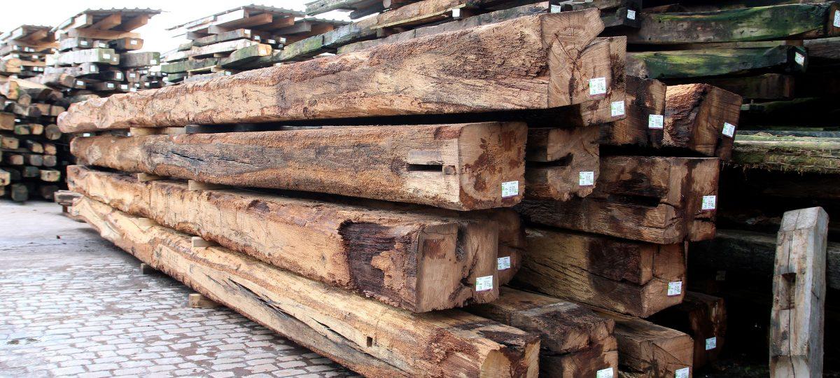 Tolles Holz aus südwestlicher Richtung