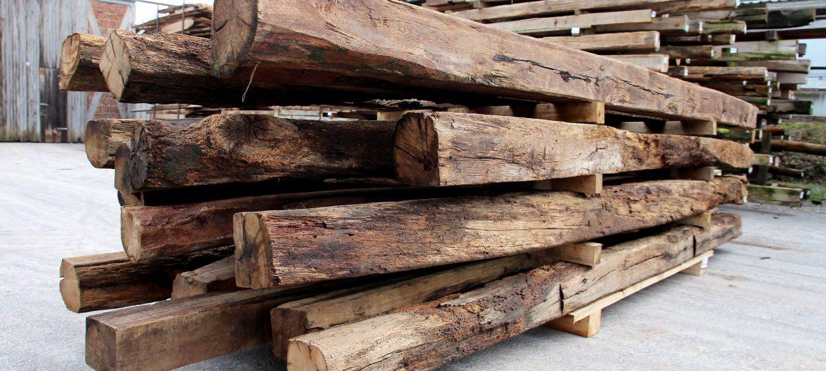 Preisgünstiges (und trotzdem gutes) Holz aus südwestlicher Richtung