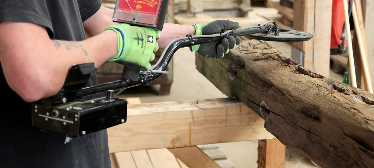 Stellenangebot »Anlernkraft Altholzaufarbeitung«