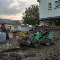 Fluthilfe in Ahrweiler